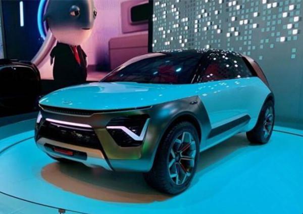 2019 CES ASIA:起亚全新概念车Habaniro中国首秀