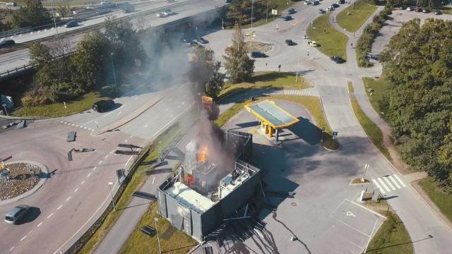 挪威加氢站爆炸,丰田、现代停售氢燃料电池汽车