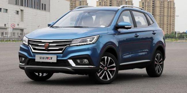 小型SUV里的大个子选手 2019款荣威RX3上市6.98万元起-阿里汽车