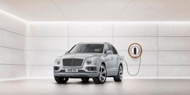 宾利将加速推进电动化 2023年前所有车型推混动化版本