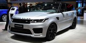 全新3.0L直列六缸发动机 新款揽胜运动版上市