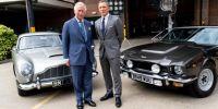 阿斯顿·马丁公布《007》系列最新电影《邦德25》座驾