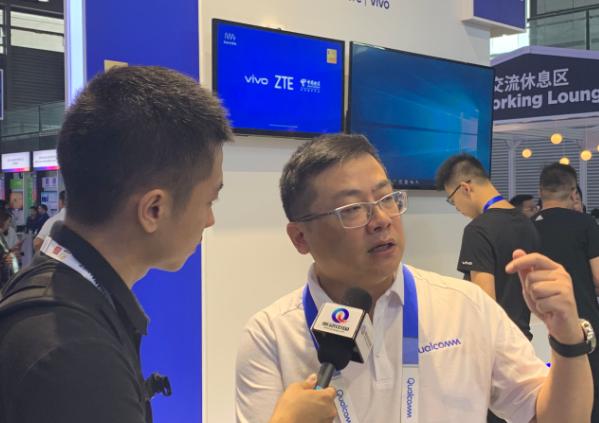 MWC19上海前方报道:探访高通展台