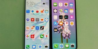 iPhone XS真的比华为P30好用吗?EMUI/iOS流畅度易用性对比