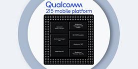 高通发布骁龙215芯片 四核心28nm工艺面向低端手机