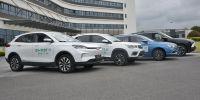 首批EV-TEST测评结果发布 威马EX5获得四星