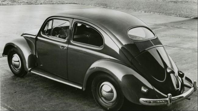 80年传承最终断绝 大众正式停产甲壳虫-阿里汽车
