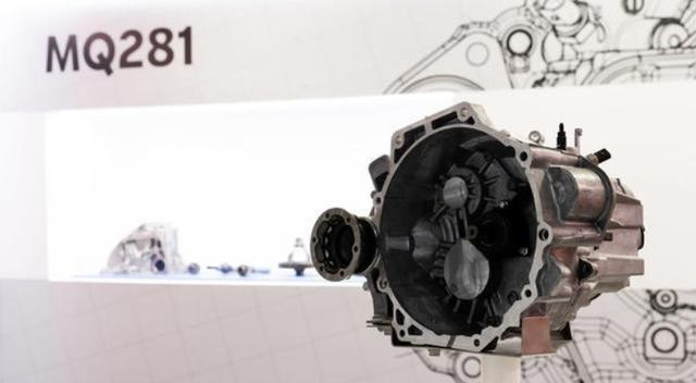 大众推全新手动挡变速箱MQ281 传动效率更高更省油-阿里汽车