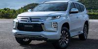 三菱发布新款帕杰罗·劲畅官图 配备第二代超选四驱