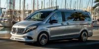 电动V级 奔驰EQV将于法兰克福车展发布