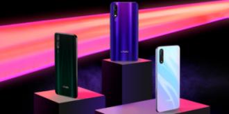 vivo Z5正式发布:骁龙712+4500mAh电池+4800万三摄,1598元起售