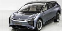 最快两年后量产 华人运通发布首款量产车HiPhi 1