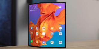 华为折叠屏手机Mate X即将上市:配置有升级