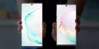 三星Galaxy Note10系列正式发布,来看看设计上有哪些变化