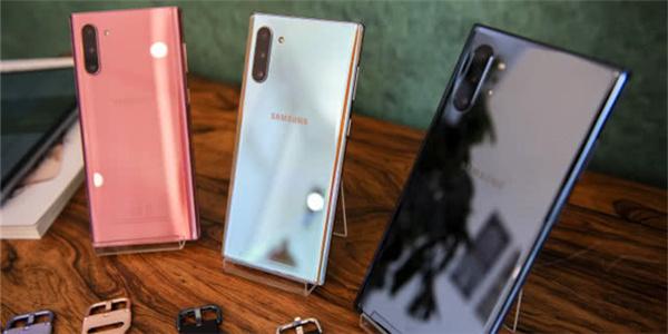 从三星Note 10系列 看三星手机的迷之操作