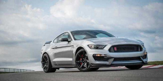福特發布Mustang Shelby GT350R官圖  美式肌肉車還能否重現往日輝煌