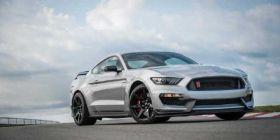 福特发布Mustang Shelby GT350R官图  美式肌肉车还能否重现往日辉煌