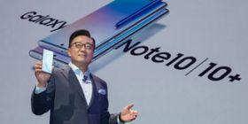 官宣!三星Galaxy Note 10国行版将于8月21日发布