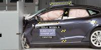 被忽视电动车碰撞安全性 会成为下一个车企比拼的指标吗?