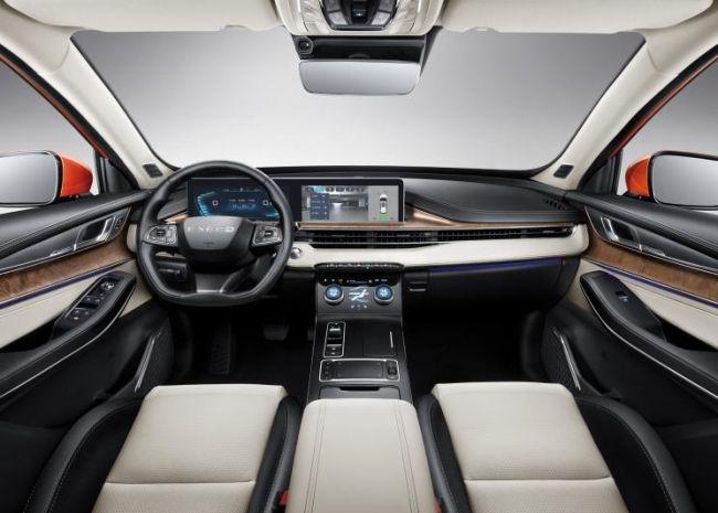 概念车美如画的星途-LX 量产车让人一言难尽-阿里汽车