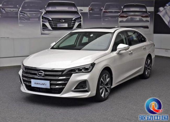 国产中级车卖到17万 传祺GA6恐怕难与合资品牌竞争