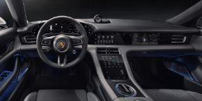 保时捷Taycan发布内饰官图  新车将于9月4日全球首发