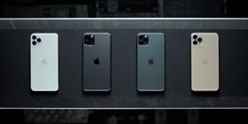 iPhone 11 Pro/iPhone 11ProMAX重磅亮相  支持18W快充 999美元起售