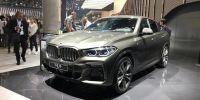 2019法兰克福车展|全新宝马X6正式发布