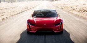 特斯拉兩個專利曝光 未來車型可能更加科幻?