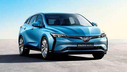 别克微蓝新车型——环保的噱头还能吃多久?