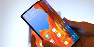 三星压力山大!华为折叠屏手机Mate X将于10月23日发布