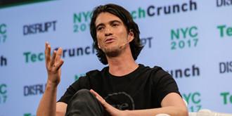 """软银正式接管WeWork 创始人诺依曼被""""扫地出门"""""""