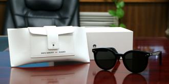 华为首款智能眼镜Eyewear体验:科技与时尚碰撞,会擦出怎样的火花?