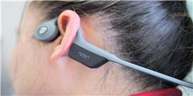 戴上南卡Runner跑起来,用骨传导耳机给耳朵不一样的体验