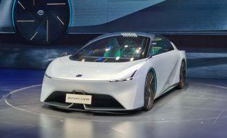 盘点广州车展最有特色的车型,有你感兴趣的吗?