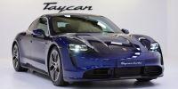保时捷Taycan已获得超3万订单 其实买账的人还不少?