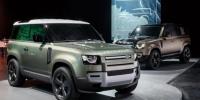 路虎公布未来五年新车计划  电动化不可避免