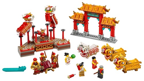 乐高集团发布2020年上半年度近百件玩具新品