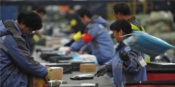 """""""三通一达""""发布公告:春节期间正常为客户提供取派件服务"""
