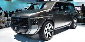 丰田全新个性小SUV  长得神似五菱宏光