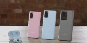 三星Galaxy S20系列正式发布:全系2K+120Hz屏幕,支持8K视频,999美元起售