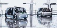 捷豹路虎发布全新多功能概念车 方舱式的移动胶囊