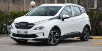 造型独特的纯电小型SUV 北汽推EX3入门版