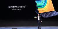 便携轻办公工具 华为MatePad Pro 5G 开启5G平板新时代