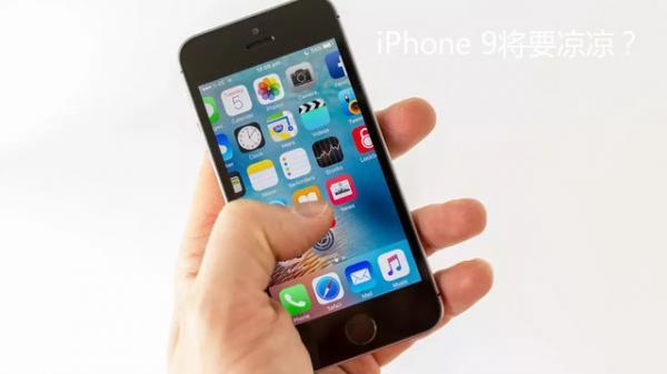 iPhone 9即将要凉凉了?苹果:我太难了!