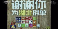 央视携手苏宁等电商平台 共同为湖北拼单
