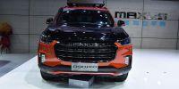 搭载2.0T柴油双增压发动机,上汽将推出MAXUS D90 Pro