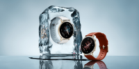 超长续航运动健康新体验 华为Watch GT2凝霜白、栗木红全面升级