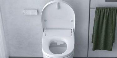 智米智能马桶盖Pro体验:智能操控高效除菌 如厕也能如此舒爽