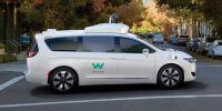 Waymo自动驾驶出租车在加州推广运行 你敢坐吗?